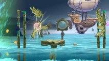 Rayman Legends - Niveau musical Glou Glou
