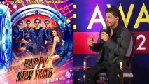 Shahrukh Khan 2014 and 2015 Movies - Happy New Year, Fan, Raees - Exclusive