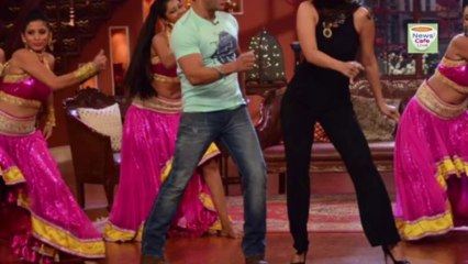 Salman khan on Comedy Nights With Kapil