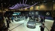 Mercedes-Benz at CES Las Vegas 2014 - Las Vegas Convention Center