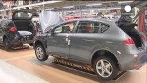 Espagne : plus forte hausse de la production industrielle en 3 ans