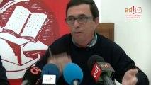 El Puerto - El PSOE local pide la reincorporación de los trabajadores de CRR