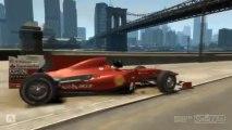GTA IV: Niko stole a Formula 1 car