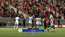 FIFA 12 - Coup d'envoi