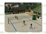 Sports Island - Beach Volley Patinage Snowboard Trailer