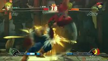 Street Fighter IV - Combat de maîtres