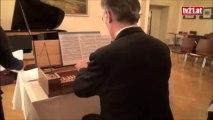 Clavichord - Im 14 Jahrhundert erfunden, im 18´  Jhd  vergessen, im 21  im neuem Glanz