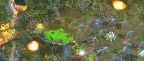 StarCraft II : Wings of Liberty - Zerg Reveal Trailer