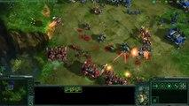 StarCraft II : Wings of Liberty - Présentation des Terrans