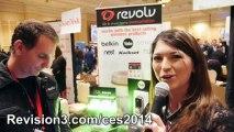 Revolv Smart Home Automation Solution - CES 2014 - Hak5