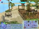 Les Sims : Histoires de naufragés - Naufragée mais sexy
