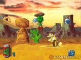 Bug ! - Plateforme dans le désert