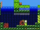 Alex Kidd in Shinobi World - Poissons voraces et hommes-grenouilles ninjas