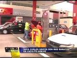 Noticias de las 6: Sepa qué establecimientos venden los combustibles a menor precio (1/2)
