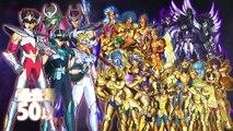 Saint Seiya Brave Soldiers - Trailer #5