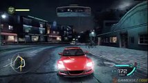Need for Speed Carbon - Gestion des équipiers