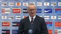 Ranieri rues missed chances