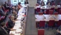 Audition de M. Didier Migaud, pdt du Haut Conseil des finances publiques, sur l'avis relatif au respect des orientations pluriannuelles de finances publiques en 2012 - Mardi 28 Mai 2013
