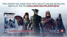Assassin's Creed : Brotherhood - Trailer Multijoueur E3 2010