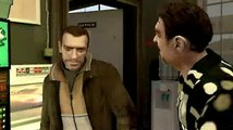 Grand Theft Auto - Grand Theft Auto IV  - Trailer Roman