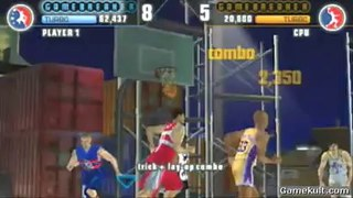 NBA Street : Showdown - Stars NBA contre Légendes NBA