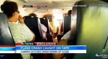 Impressive Fatal Hawaii Plane Crash Filmed From The Inside!! Makani Kai Air - Molokai Island