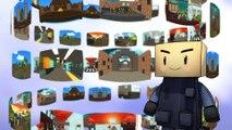 Brick-Force - Closed Beta Trailer