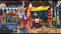 Street Fighter IV - Captivate 08 Gameplay