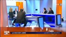 """La Voix est libre """"Spéciale Municipales 2014"""" samedi 11 janvier 2014 : 2ème partie"""