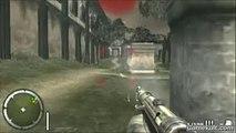 Medal of Honor Heroes 2 - Un peu de recueillement