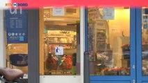 Gewapende overval op Albert Heijn in Stad - RTV Noord