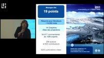Valerie Masson Delmotte 20dec2013 evaluation des risques climatiques : 5eme rapport du GIEC