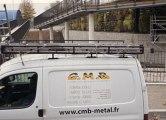 CMB spécialiste du métal pour l'habitation & le BTP - Paris / Île-de-France