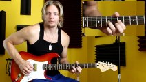 Beginner Guitar Pulloffs - Online Guitar Lessons - Free Guitar Lessons