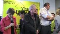 Inauguration de l'Usine, la permanence de campagne de Vincent Feltesse