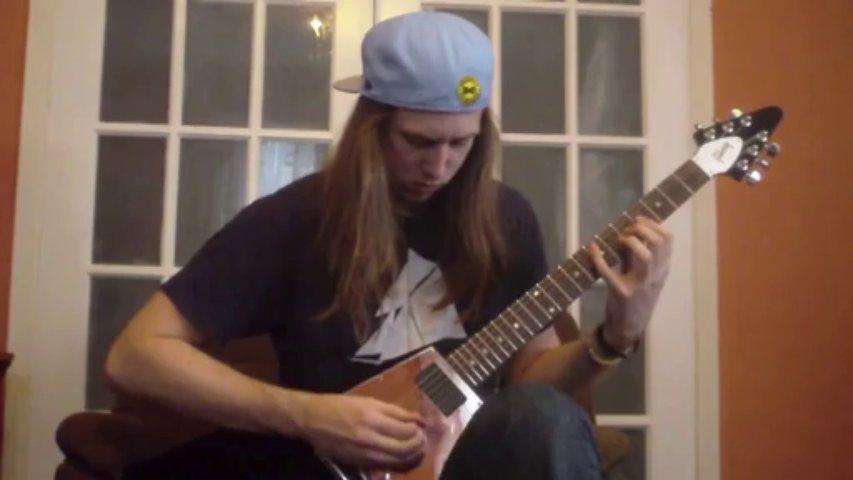 Lead Guitar Lesson – Alternate Picking Guitar Licks – Shred Guitar
