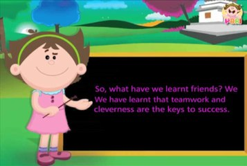 Kids Story - United Rats  by PARI- Moral Stories for Kids - Animated stories for children