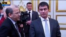 """Le Point - Valls :""""Dieudonné est financé par l'Iran,...quand-même!!!"""""""