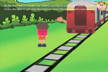 Animated Stories for Kids - Mysterious Friend by PARI - Kids Moral Stories-Kids story