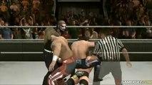 WWE Smackdown Vs. Raw 2010 - Hardy Boyz vs DX