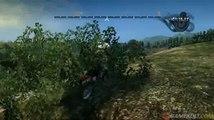 MX vs. ATV Reflex - MX pris pour cible