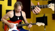 How To Play Blues Part 3b - Online Guitar Lessons - Blues Turnaround - Free Guitar Lessons