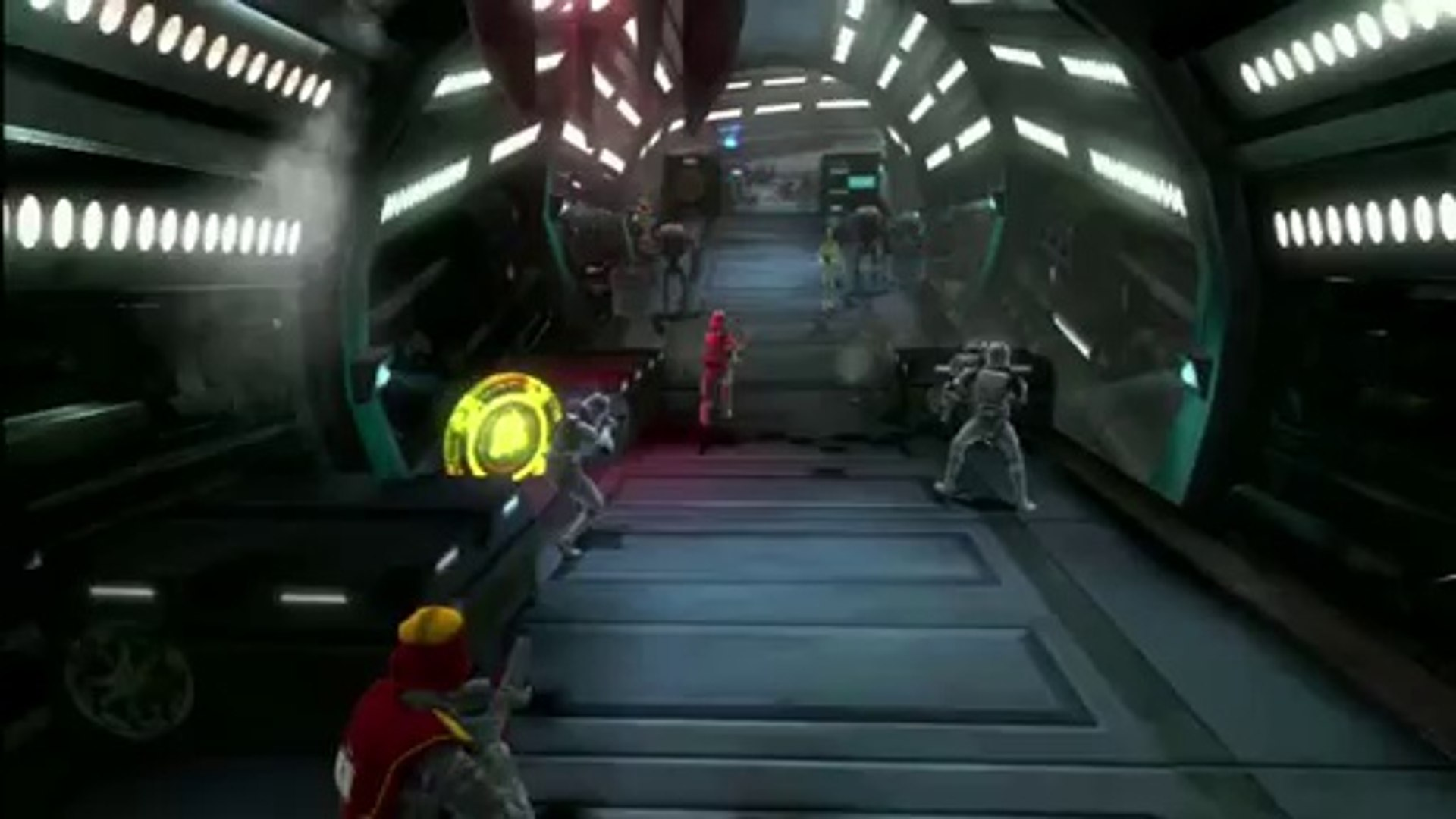 Star Wars The Clone Wars : Les héros de la République - [E3 2009] Gameplay Trailer #5