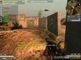 Enemy Territory : Quake Wars - Opération Desert Storm