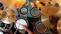 Learn How To Play Drums - Free Drum Lesson 4 - Your First Drum Groove