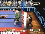 WCW VS NWO : World Tour - Baston générale