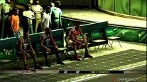 NBA 2K8 - Concours de dunk