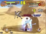 Naruto Shippuden : Ultimate Ninja 4 - Gaara vs. Orochimaru