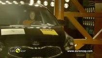 Euro NCAP  Kia Carens  2013  Crash test