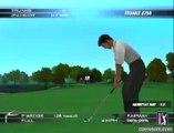 Tiger Woods PGA Tour 2004 - Trunks s'échauffe